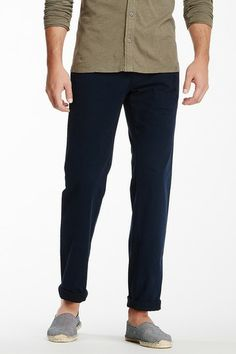 Slim Fit Khaki Pant by AG on @HauteLook
