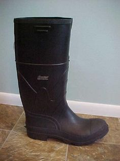 BATA Mud Muck Boots Men's Size 12 Waterproof   eBay