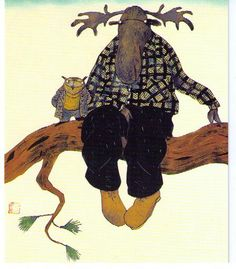 Wolf Erlbruch, illustrator