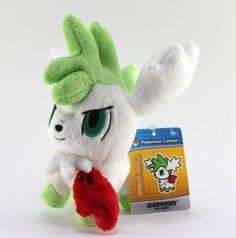 "Pokemon Center 6"" Plush Poke Doll - Shaymin (Sky Form) Pokemon Center,http://www.amazon.com/dp/B001BSU1ZO/ref=cm_sw_r_pi_dp_3QuLsb0VKPZM4XME"