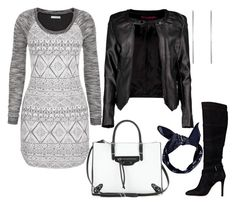 """""""Untitled #191"""" by anaj-7 on Polyvore featuring Balenciaga, maurices, GUESS, Boohoo and Loren Stewart"""