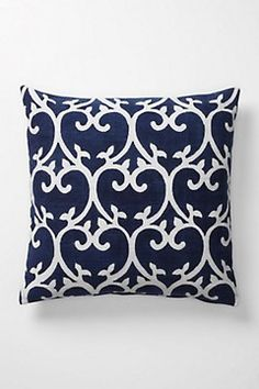 Imphal Blockprinted Pillow: for my new love seat