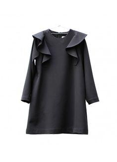 Manuela Dress Black   Fawn Shoppe