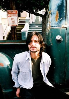 Long Messy Hair, Jason Behr, Sad And Lonely, Messy Hairstyles, Pretty People, Love Story, Couple Photos, Don't Care, Evans