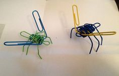 Transformers in paperclip version! Sometimes the long day in the office can make you boring. Ditch that boredom away by gathering all clips available and turn them into your favorite robots or any design that comes to mind.