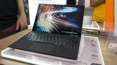 Hands-on review: COMPUTEX: Asus Transformer 3 Pro   Asus Transformer 3 Pro lives up to its 2-in-1 PC label in ways besides its convertible design as I learned at Computex 2016.  For example here's another 2-in-1 trait: it has two times the specs we usually see from similar detachables and one goal in mind: to be a better value than the Microsoft Surface Pro 4.  Starting at $999 (899) the look the feel and the performance of this Windows 10 hybrid device are very much the same right down to…