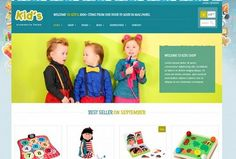 Kidshop is the new Wordpress e-commerce theme developed thinking about children's world. It is designed with a great responsive design and thanks to the powerful Woo Commerce plugin you can create a versatile and completely customizable Wordpress shop. Wordpress Shop, Ecommerce Shop, Premium Wordpress Themes, Wordpress Plugins, Virtual Assistant Services, Themes Free, Creative Kids, Toy Store, Kids Shop
