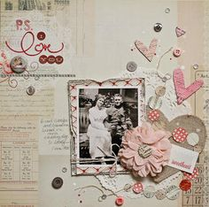 Scraptus: Des pages pour la St-Valentin ;)