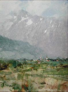 Landscape Painting - Richard Schmid