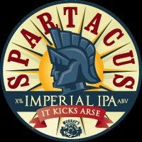 Murray's Spartacus Imperial IPA (10% ABV)