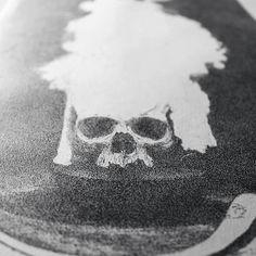 Artem Grigoryev Skull, Art, Art Background, Kunst, Performing Arts, Skulls, Sugar Skull, Art Education Resources, Artworks