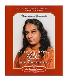 Autobiography of a Yogi.  His insights are refreshing...