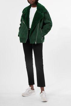 Weekday image 6 of Nora Jacket in Green Bluish Dark