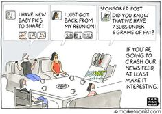 Brands need to think about their #contentstrategy so they don't get lost in the mess..