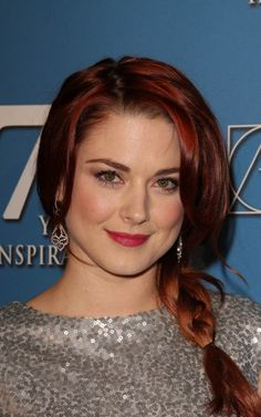 The 104 best Alexandra Breckenridge images on Pinterest ...