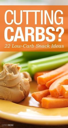 22 Low-Carb Snack Ideas #healthyliving #healthyeating