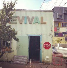 revival, vintage shop in east los angeles