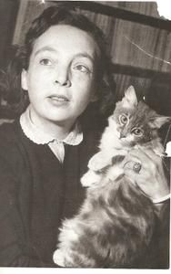 French writer Marguerite Duras