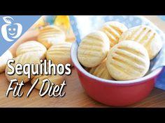Sequilhos Fit / Diet - Emagrecer Certo