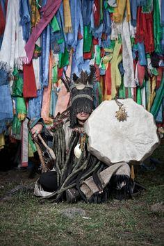 A young shaman; the spirit walker.
