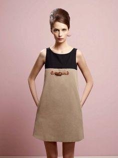 Cute dress by Paule Ka Cute Dresses, Vintage Dresses, Short Dresses, Summer Dresses, Mode Chic, Mode Style, Punk Fashion, Vintage Fashion, Office Looks