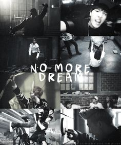 MV: No more dream ♥