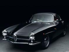 Alfa Romeo Giulietta Sprint Speciale (1957)