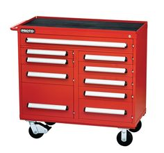 Stanley Professional Tool Chest Cabinet Combo, 6-Drw | DIY ...