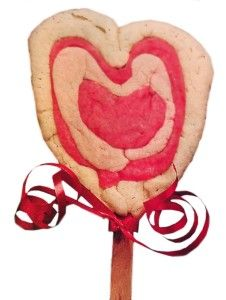 """Cookie dough """"clay"""" will sweeten your Valentine's day – or any other day of the year. It's a fun sculpting project that ends up with cookies to give to family and friends. What you""""ll need: A grown-up to help kids bake! Sugar cookie dough. Super easy to buy a tube of ready-to-bake dough at the …"""