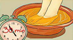 Aunque el vinagre solo lo hayas utilizado para tu cocina o para blanquear alguna de tus prendas favoritas, pues tiene muchos beneficios más y hoy te daremos a conocer uno más. Este producto te aportará beneficios maravillosos con solo utilizarlo una vez por semana en tus pies, sí, en tus pies aunque suene muy extraño, este producto es fabuloso para la piel que tienes en tus pies. Aunque su aroma no sea muy agradable para muchos talvez te preguntes ¿cómo esto puede servir para mis pies? y…