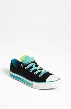 a7036a5612dd Converse Chuck Taylor® All Star® Double Tongue Sneaker (Toddler