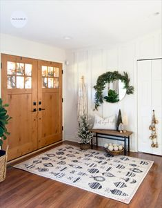 Ring in the most wonderful time of the year with these fun, festive, and washable holiday rugs. Inspired by the colors and themes that make this season magical, these area rugs and runners will surely set the celebratory mood in your space all season long.