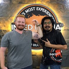 Book & Get Your Tattoo Inked In Asia™ artists and staff can bring your requests and ideas vividly to life throwing around ideas and styles that you can decide on Tattoo Ideas, Tattoo Designs, Fusion Ink, Phuket Thailand, Super Clean, Tattoo Studio, Cool Tattoos, Asia, Artists