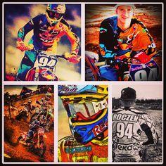 Ken Roczen dirt bikes