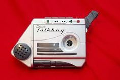 Talkboy from Home Alone 2. This was one of my favorite toys ever. I still have it somewhere.