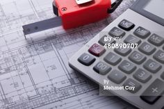 Stock Photo : Building Plan by Mehmet CAY