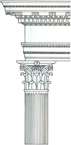 Greek Architecture: Doric, Ionic, or Corinthian? - For Dummies