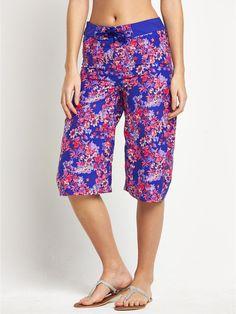 3dc1c43bca Long Womens Board Shorts | Stuff to buy in 2019 | Swim shorts women ...