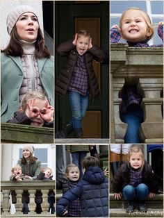 Like the energetic youngster she is, Princess Josephine of Denmark was in high spirits at a family gathering over the weekend. The lively four-year-old was the centre of attention the Danish royals stepped out for the annual Hubertus Hunt in Copenhagen on Sunday. Josephine, the daughter of Princess Mary and future the country's future monarch Prince Frederik, seemed to have limitless bounds of energy and kept well-wishers entertained by pulling funny faces and waving to crowds from the…