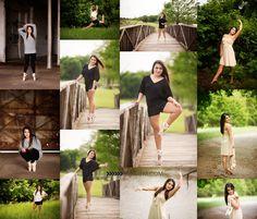 Beautiful senior girl dance photos. Dance photo poses.