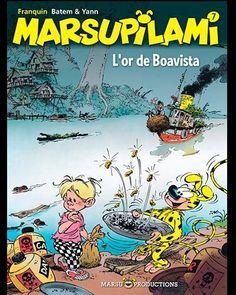 SETEMBRE-2016. Batem. Marsupilami L'or de Boavista. IC MAR.