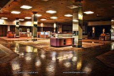 Deserted Places: An abandoned mall in St. Louis