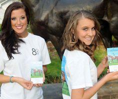 2012 Official Carolina Cup Poster T-shirt