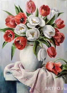 Воробьева Ольга. Красные и белые