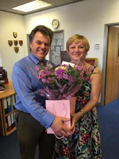 Not goodbye but 'au revoir' to Sue Grant Sue is... | CVQO Inside Track
