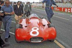 1956 GP Francji (Maserati 250 F Carenata)