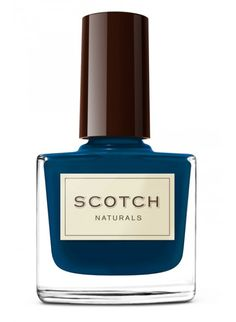 Scotch Naturals Nail Polish in Seaboard