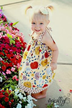 Easy Halter Dress 3m-5T or Top sz 5-11