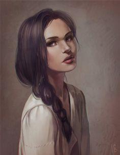Portrait   Selenada