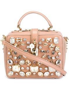 Dolce & Gabbana 'dolce' Shoulder Bag - Stefania Mode - Farfetch.com